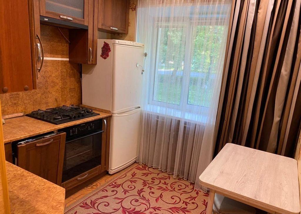 Продажа двухкомнатной квартиры поселок Новосиньково, цена 2500000 рублей, 2020 год объявление №427725 на megabaz.ru