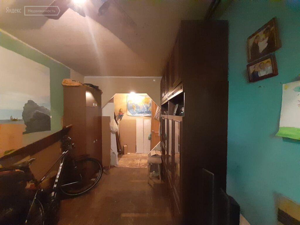 Продажа трёхкомнатной квартиры Москва, метро Перово, Братская улица 9, цена 9550000 рублей, 2020 год объявление №433473 на megabaz.ru