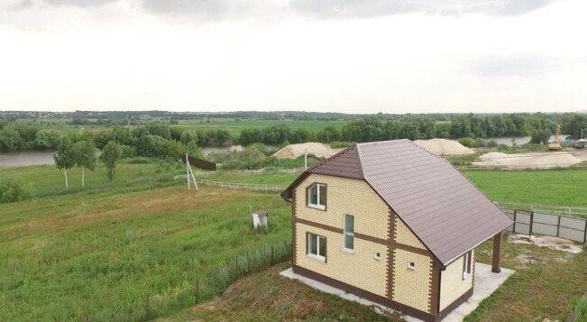 Продажа дома деревня Рыбаки, цена 3800000 рублей, 2020 год объявление №387208 на megabaz.ru