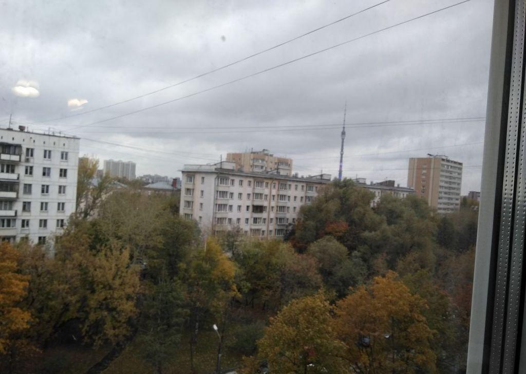 Продажа трёхкомнатной квартиры Москва, метро Алексеевская, улица Годовикова 2, цена 17800000 рублей, 2020 год объявление №423561 на megabaz.ru