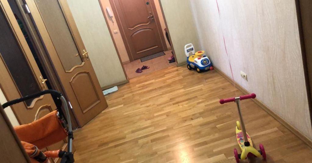 Продажа трёхкомнатной квартиры Москва, метро Братиславская, Поречная улица 31к1, цена 14000000 рублей, 2021 год объявление №513045 на megabaz.ru