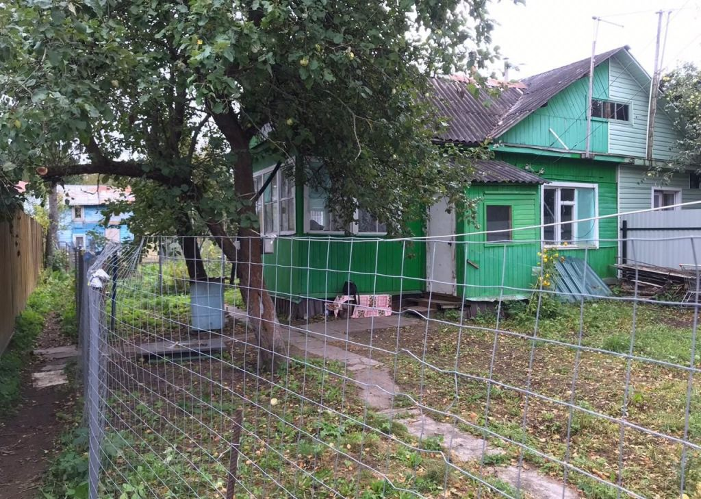 Продажа дома дачный посёлок Ашукино, улица Тургенева 42, цена 1200000 рублей, 2021 год объявление №385033 на megabaz.ru