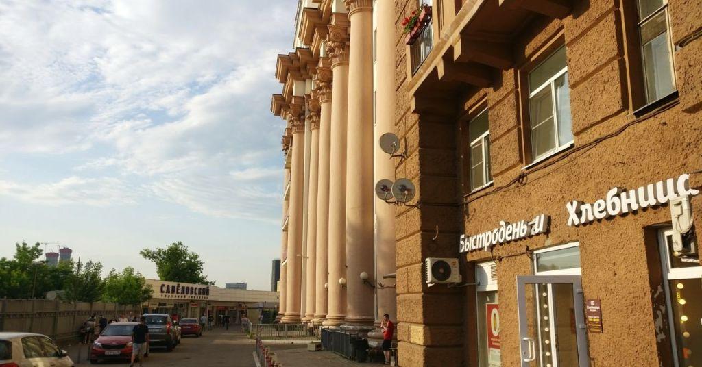 Продажа студии Москва, метро Савеловская, улица Сущёвский Вал 3/5, цена 3390000 рублей, 2021 год объявление №424182 на megabaz.ru
