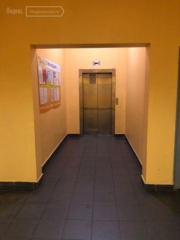 Продажа однокомнатной квартиры Химки, Ленинский проспект 35к1, цена 7500000 рублей, 2021 год объявление №487413 на megabaz.ru