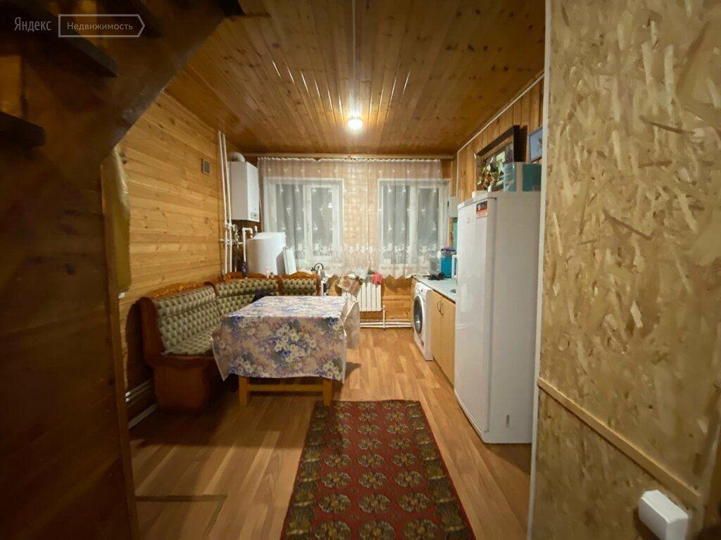Аренда дома дачный посёлок Поварово, Дачная улица, цена 65000 рублей, 2021 год объявление №1313446 на megabaz.ru