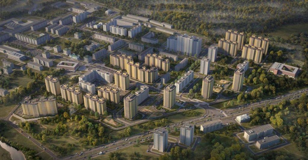 Продажа студии поселок Биокомбината, цена 1745000 рублей, 2020 год объявление №426186 на megabaz.ru