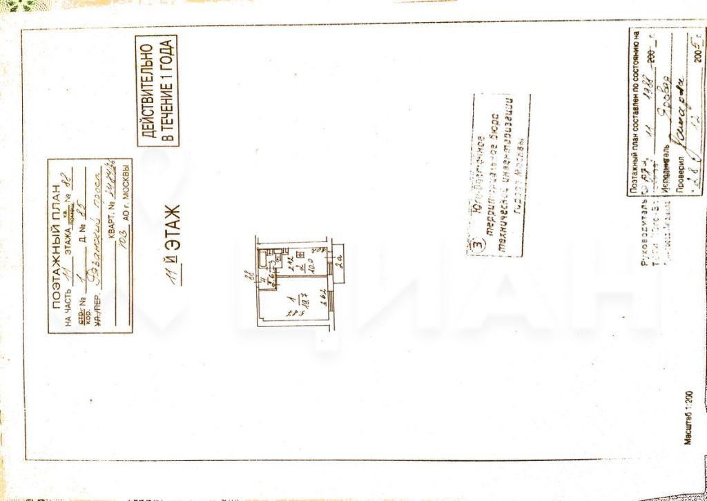 Продажа однокомнатной квартиры Москва, метро Рязанский проспект, Рязанский проспект 85к1, цена 7000000 рублей, 2021 год объявление №479791 на megabaz.ru