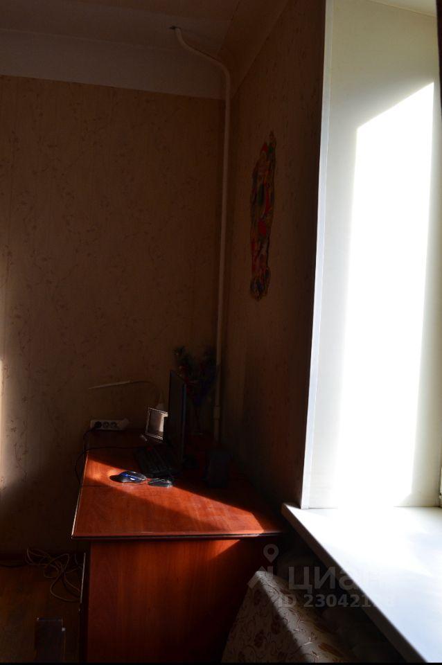 Продажа комнаты Москва, метро Красные ворота, Орликов переулок 6, цена 6750000 рублей, 2021 год объявление №634824 на megabaz.ru