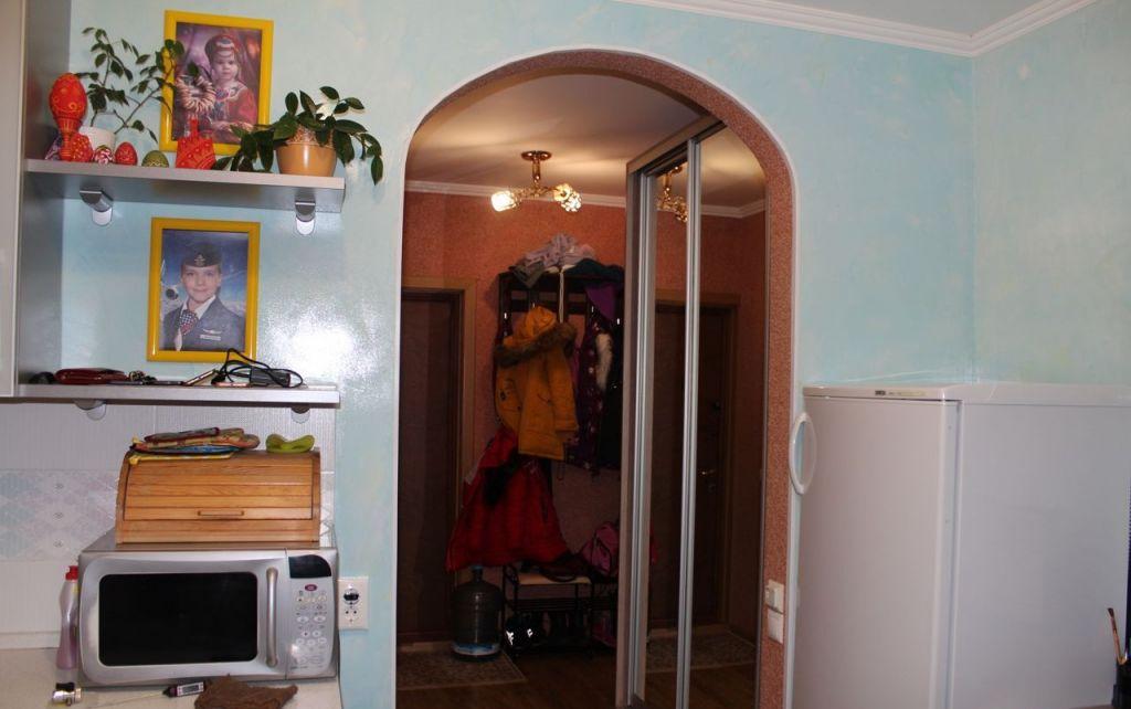 Продажа однокомнатной квартиры деревня Головково, цена 2100000 рублей, 2021 год объявление №427320 на megabaz.ru