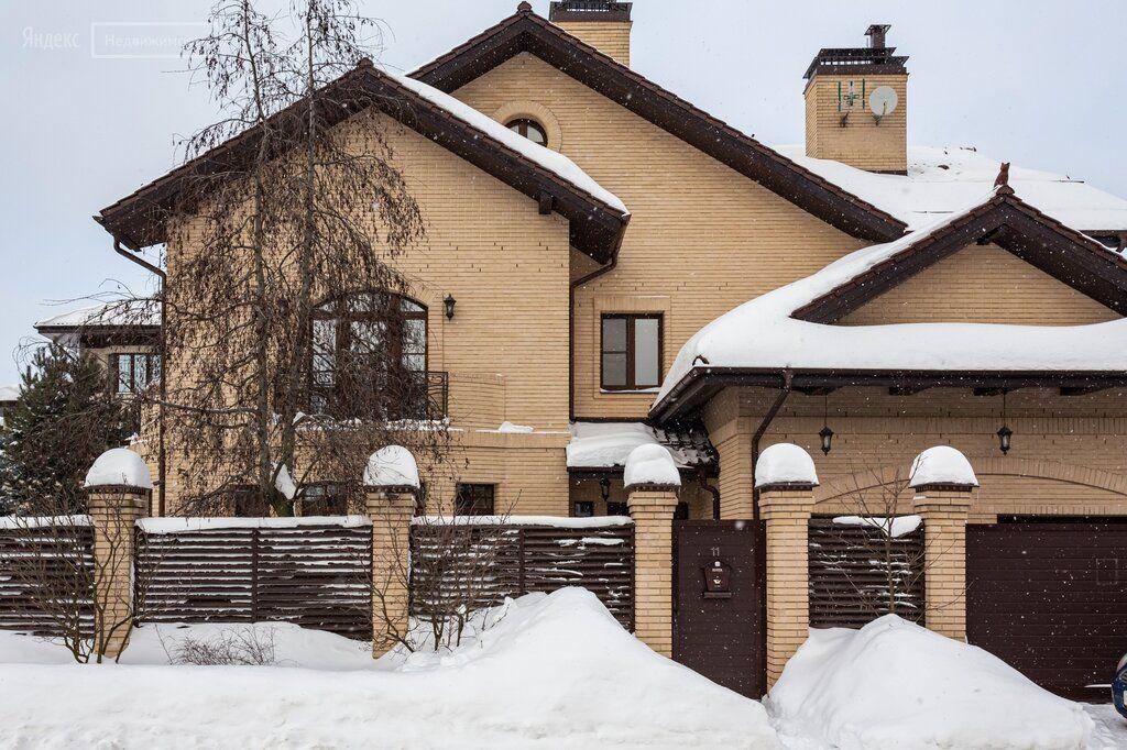 Продажа дома село Троицкое, 1-я Ясногорская улица, цена 150000000 рублей, 2021 год объявление №578187 на megabaz.ru