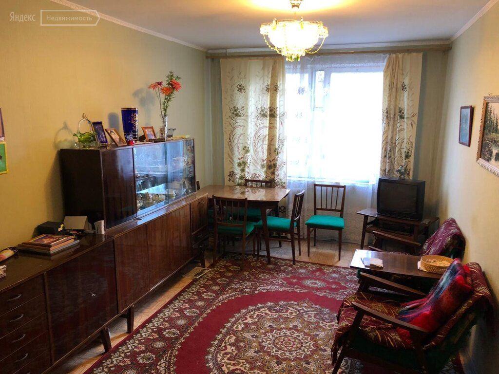 Продажа двухкомнатной квартиры поселок Старый Городок, Заводская улица 10, цена 3100000 рублей, 2020 год объявление №425116 на megabaz.ru