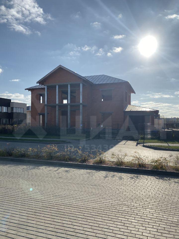Продажа дома деревня Покровское, Рождественский бульвар 100, цена 16000000 рублей, 2020 год объявление №419491 на megabaz.ru