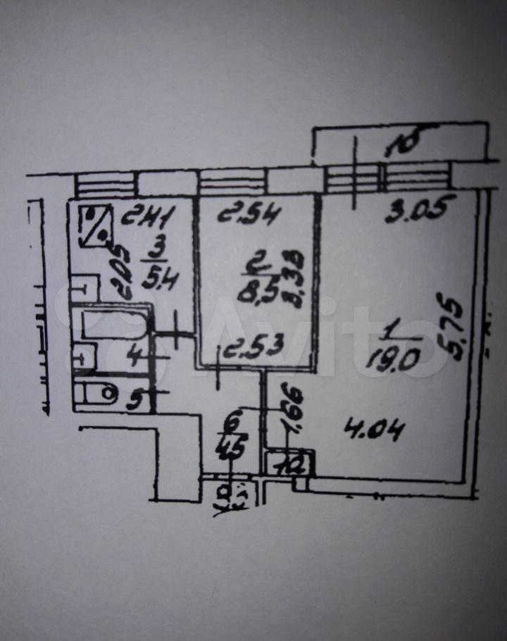 Продажа двухкомнатной квартиры Москва, метро Красносельская, 5-й Красносельский переулок 5, цена 14000000 рублей, 2021 год объявление №691878 на megabaz.ru