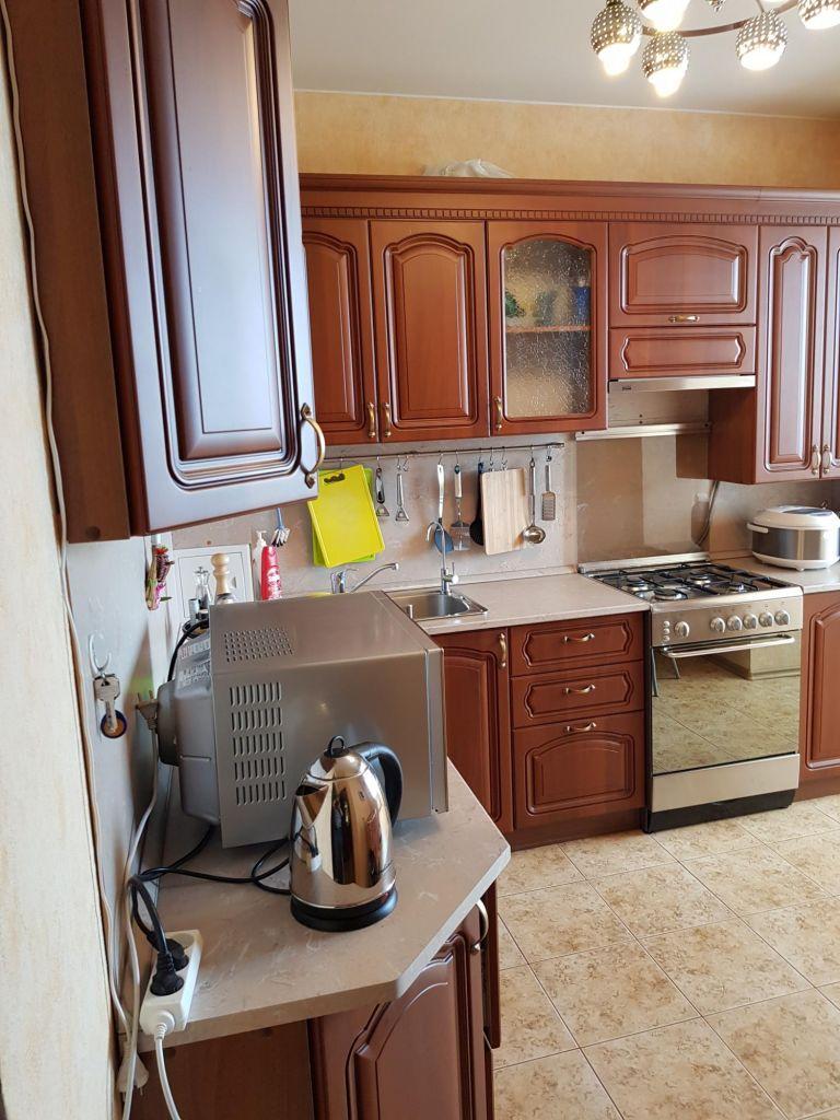 Продажа двухкомнатной квартиры Истра, Рабочая улица 46, цена 5700000 рублей, 2021 год объявление №504401 на megabaz.ru