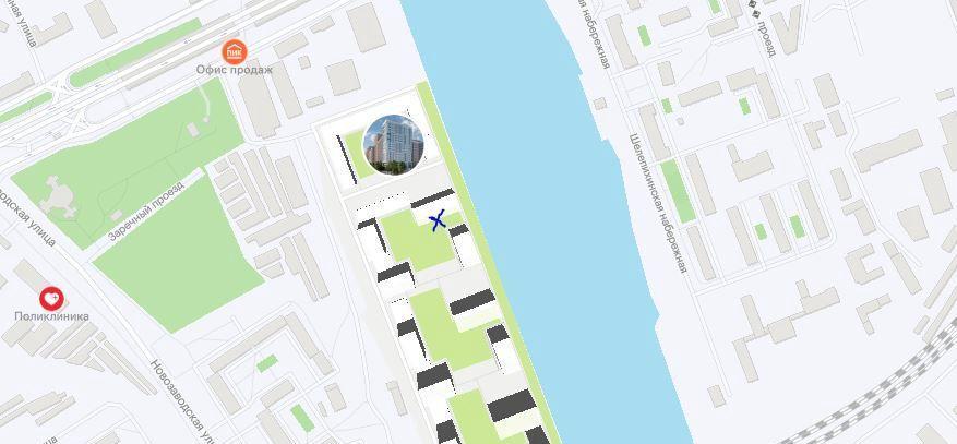Продажа однокомнатной квартиры Москва, метро Фили, цена 9500000 рублей, 2021 год объявление №496676 на megabaz.ru