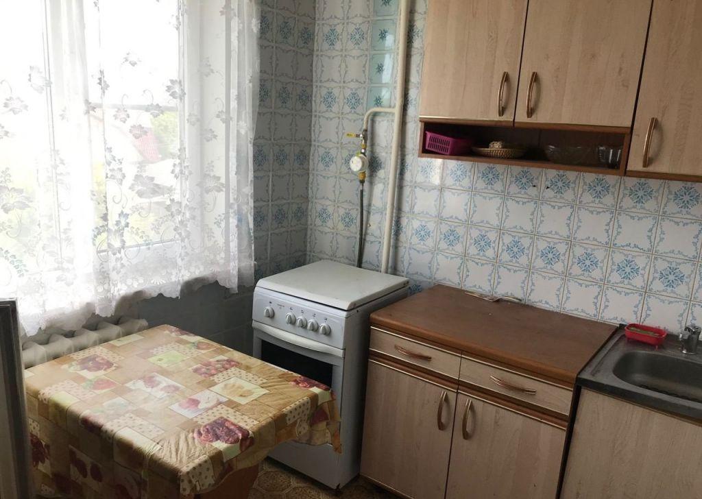 Продажа однокомнатной квартиры Хотьково, Горжовицкая улица 15, цена 1800000 рублей, 2020 год объявление №425165 на megabaz.ru