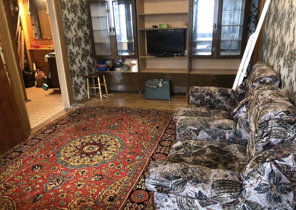 Продажа двухкомнатной квартиры Москва, метро Алма-Атинская, цена 5500000 рублей, 2020 год объявление №425216 на megabaz.ru