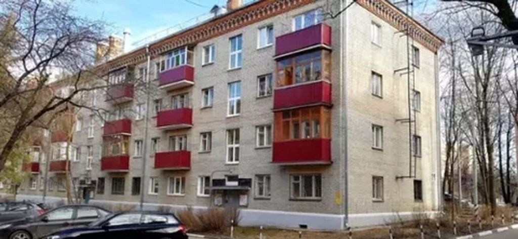 Продажа двухкомнатной квартиры поселок Барвиха, цена 5800000 рублей, 2021 год объявление №426900 на megabaz.ru