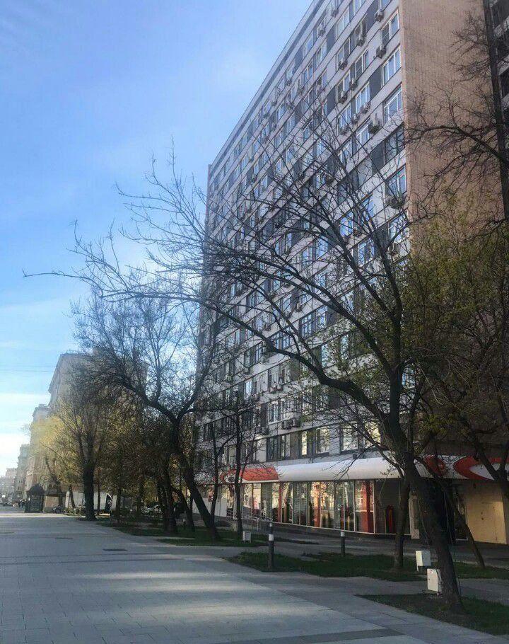 Продажа студии Москва, метро Баррикадная, Новинский бульвар 15, цена 5490000 рублей, 2020 год объявление №354102 на megabaz.ru