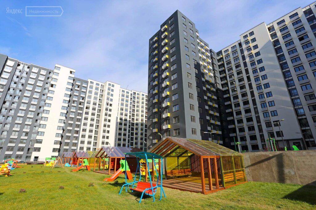 Продажа трёхкомнатной квартиры Москва, цена 8780000 рублей, 2020 год объявление №475619 на megabaz.ru