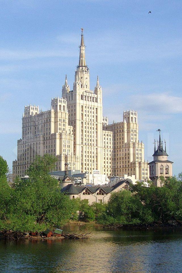 Продажа двухкомнатной квартиры Москва, метро Баррикадная, Кудринская площадь 1, цена 32000000 рублей, 2021 год объявление №355756 на megabaz.ru