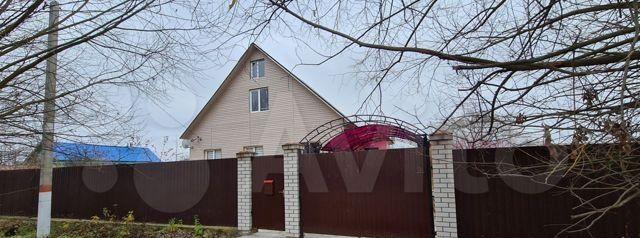 Продажа дома рабочий посёлок Черусти, улица 3-го Интернационала 89, цена 5200000 рублей, 2021 год объявление №537146 на megabaz.ru