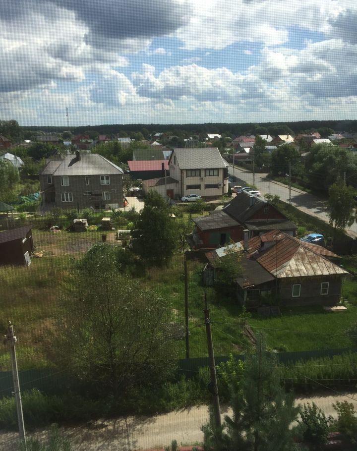 Продажа двухкомнатной квартиры рабочий посёлок Столбовая, Парковая улица 10, цена 4390000 рублей, 2021 год объявление №452670 на megabaz.ru