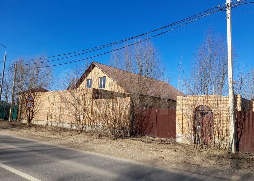 Продажа дома село Атепцево, улица Левобережье 51, цена 9500000 рублей, 2021 год объявление №604417 на megabaz.ru