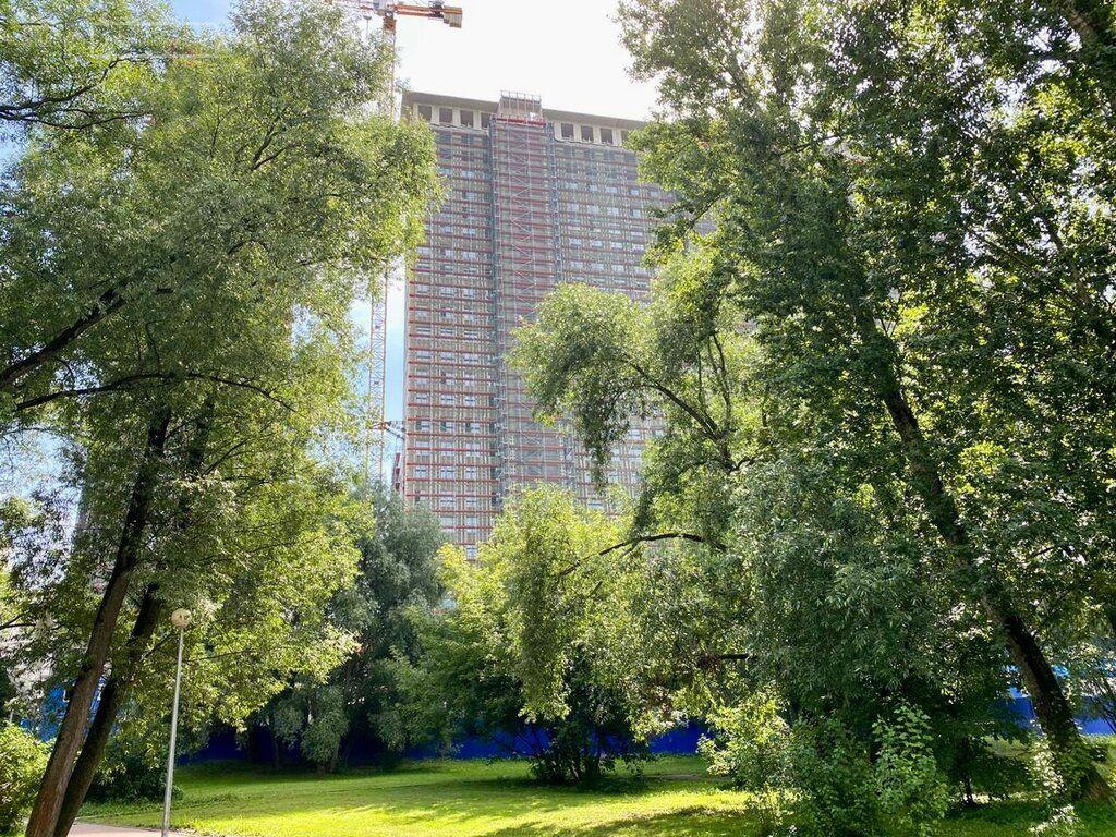Продажа однокомнатной квартиры Москва, метро Пионерская, цена 16820000 рублей, 2020 год объявление №462058 на megabaz.ru