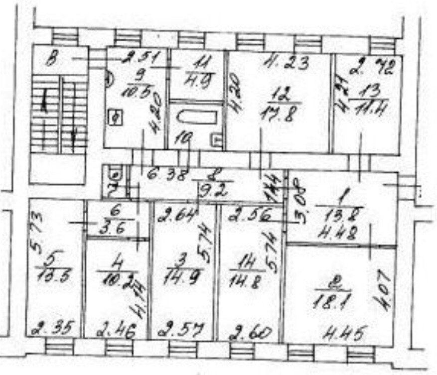 Продажа комнаты Москва, метро Чеховская, Козицкий переулок 3, цена 12500000 рублей, 2021 год объявление №426932 на megabaz.ru