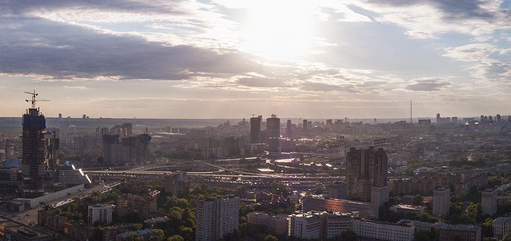 Продажа трёхкомнатной квартиры Москва, метро Выставочная, Краснопресненская набережная 14, цена 79459380 рублей, 2020 год объявление №426345 на megabaz.ru