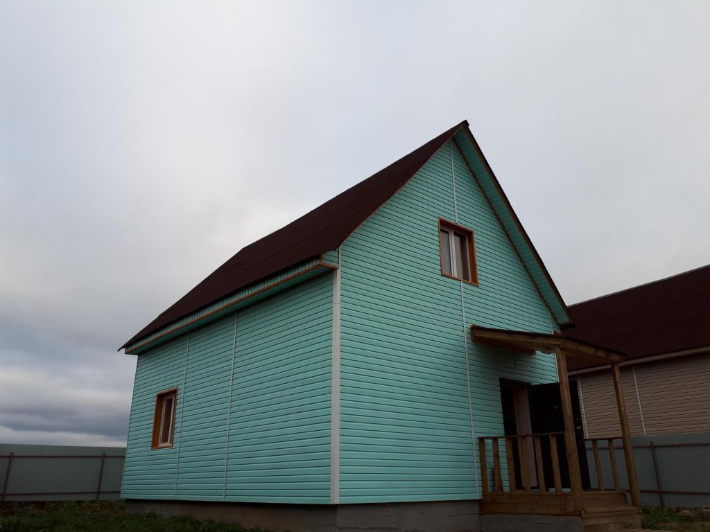 Продажа дома село Вельяминово, Школьная улица, цена 2220000 рублей, 2020 год объявление №426366 на megabaz.ru