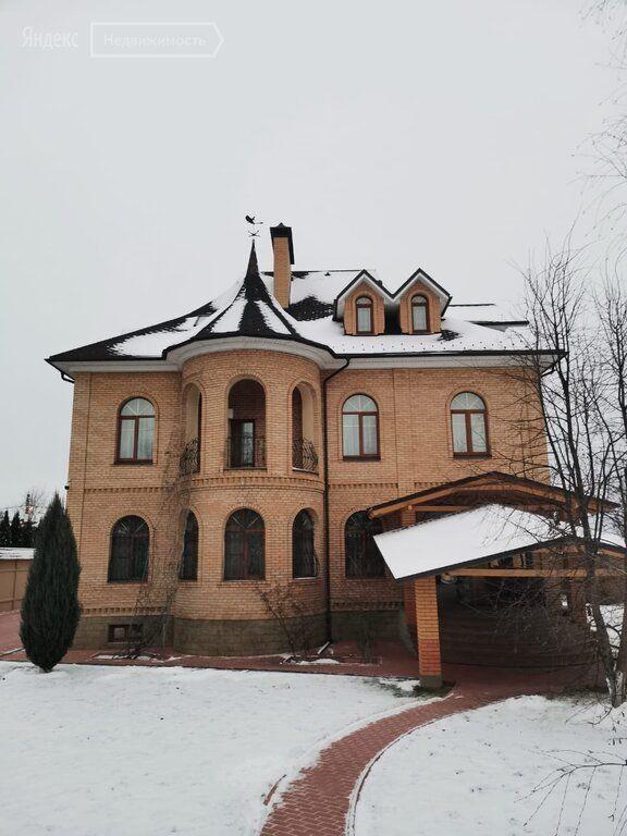 Продажа дома село Красный Путь, Солнечная улица 8, цена 68000000 рублей, 2021 год объявление №564203 на megabaz.ru