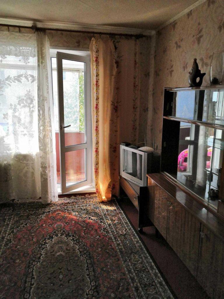 Продажа однокомнатной квартиры рабочий посёлок Столбовая, Парковая улица 7, цена 2500000 рублей, 2020 год объявление №496990 на megabaz.ru