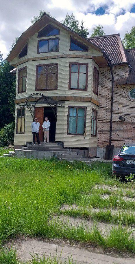Продажа дома село Ивановское, Береговая улица, цена 7500000 рублей, 2020 год объявление №395681 на megabaz.ru