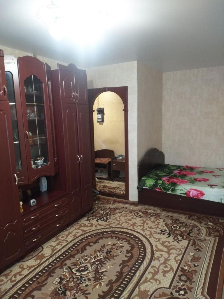 Продажа однокомнатной квартиры поселок Кировский, цена 1500000 рублей, 2020 год объявление №426841 на megabaz.ru