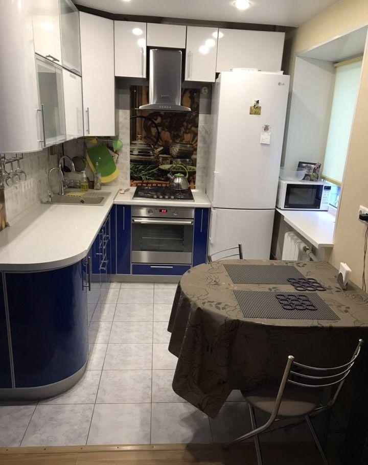 Продажа двухкомнатной квартиры поселок Барвиха, цена 5800000 рублей, 2020 год объявление №426900 на megabaz.ru