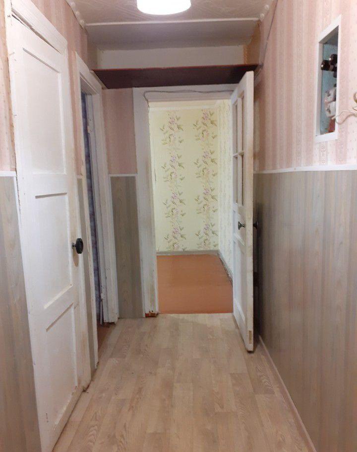 Продажа двухкомнатной квартиры поселок Авсюнино, Юбилейная улица, цена 1550000 рублей, 2020 год объявление №426735 на megabaz.ru