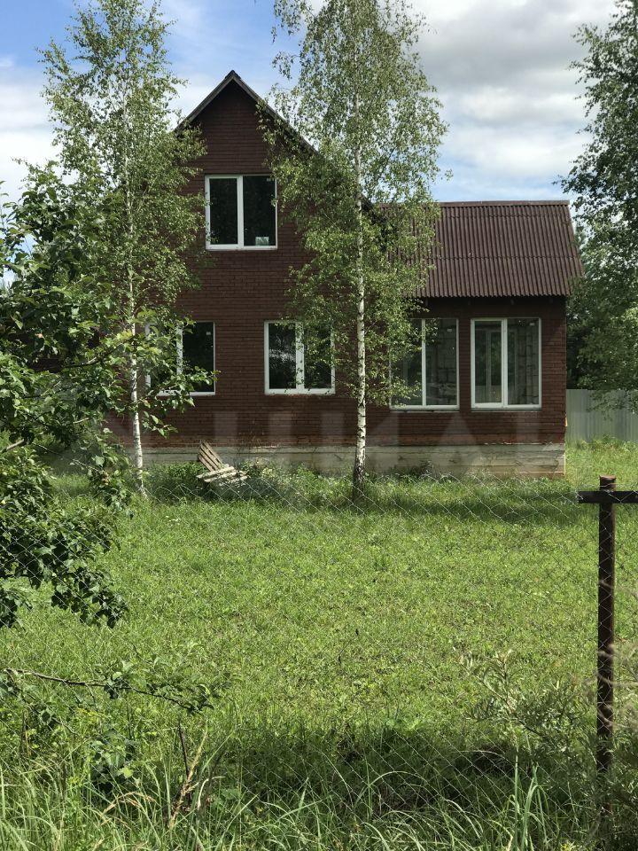 Продажа дома деревня Красновидово, цена 2800000 рублей, 2020 год объявление №383839 на megabaz.ru