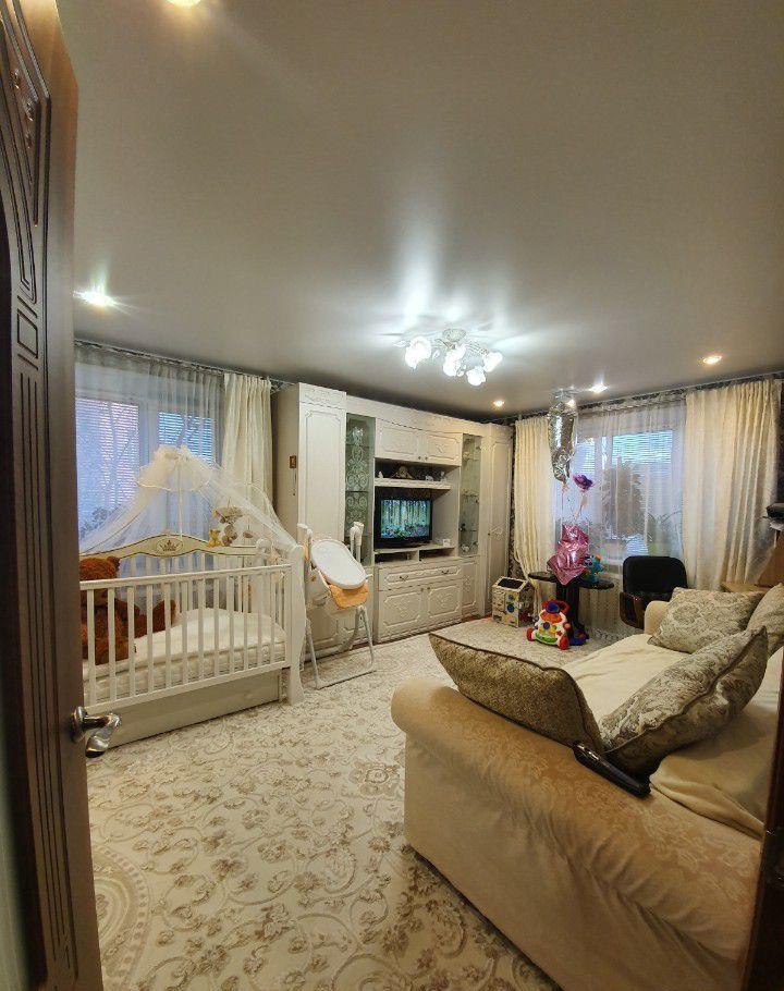 Продажа двухкомнатной квартиры рабочий посёлок Столбовая, Парковая улица 5, цена 3200000 рублей, 2020 год объявление №485683 на megabaz.ru