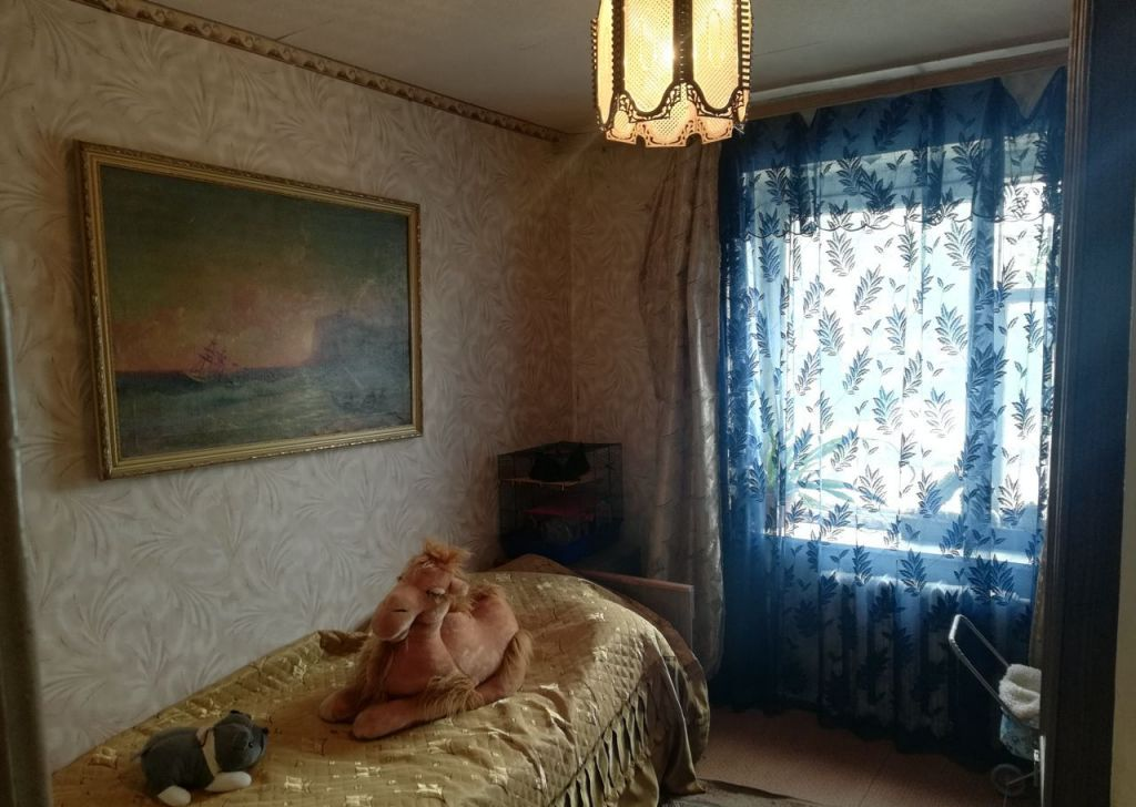 Продажа трёхкомнатной квартиры деревня Кабаново, цена 3000000 рублей, 2021 год объявление №464893 на megabaz.ru
