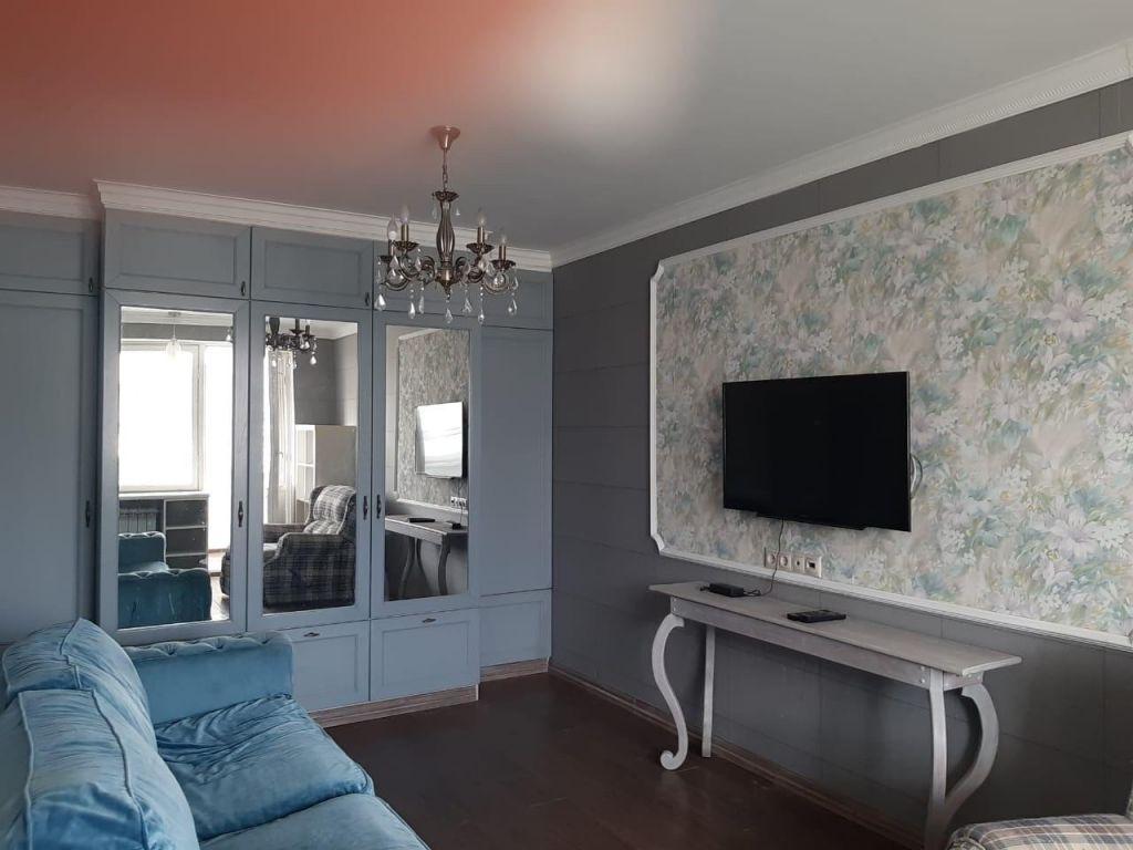 Продажа однокомнатной квартиры село Константиново, цена 2600000 рублей, 2021 год объявление №384345 на megabaz.ru