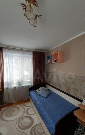 Продажа двухкомнатной квартиры рабочий посёлок Быково, Опаринская улица 1, цена 4000000 рублей, 2021 год объявление №575520 на megabaz.ru