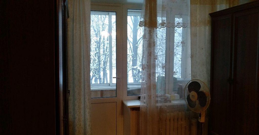 Аренда однокомнатной квартиры Воскресенск, улица Докторова 12, цена 14000 рублей, 2021 год объявление №1110865 на megabaz.ru