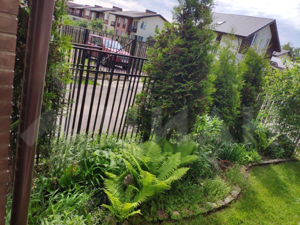 Продажа дома коттеджный поселок Опушкино, Утренняя улица 21В, цена 13500000 рублей, 2020 год объявление №429960 на megabaz.ru