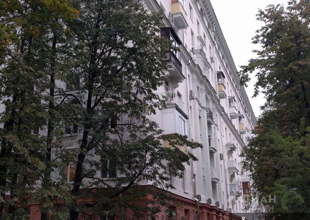 Продажа двухкомнатной квартиры Москва, метро Фрунзенская, 3-я Фрунзенская улица 6, цена 27000000 рублей, 2020 год объявление №427500 на megabaz.ru