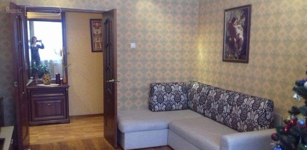 Продажа трёхкомнатной квартиры поселок Колюбакино, улица Попова 16Б, цена 3700000 рублей, 2020 год объявление №430470 на megabaz.ru