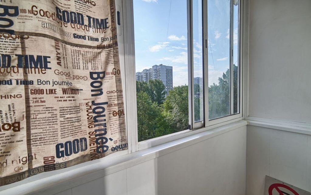 Аренда однокомнатной квартиры Москва, метро Нагатинская, Варшавское шоссе 49к1, цена 35000 рублей, 2020 год объявление №1098401 на megabaz.ru