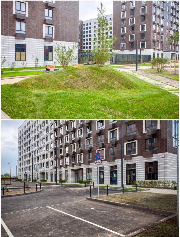 Продажа трёхкомнатной квартиры поселок Ильинское-Усово, цена 7350000 рублей, 2020 год объявление №432219 на megabaz.ru