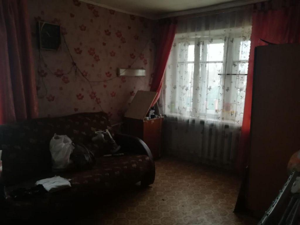 Продажа однокомнатной квартиры поселок Бакшеево, цена 550000 рублей, 2020 год объявление №427992 на megabaz.ru